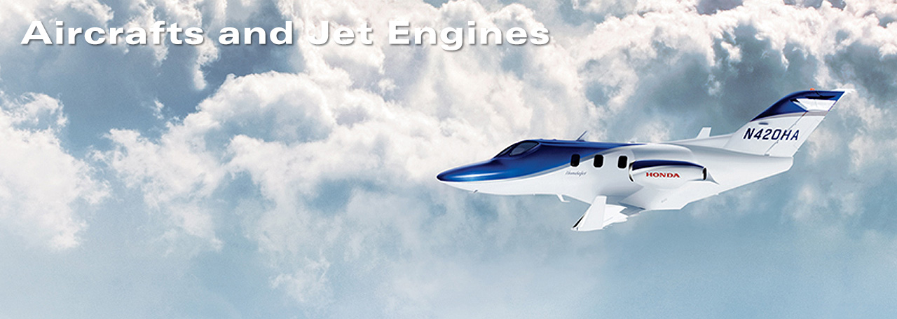 Aircrafts and Jet Engines