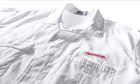 The Passion behind the White Coveralls