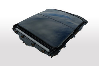 The plant manufactures a range of other automotive products as well, including sunroofs