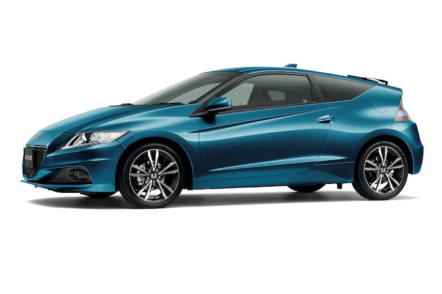 In 2012 the Honda CR-Z became the first hybrid in Japan to use a lithium-ion battery