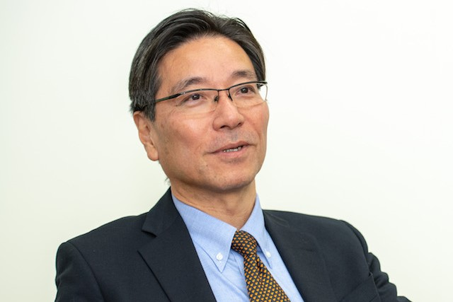 Tomokazu Abe, General Manager, Cyclical Resource Promotion Division, Customer First Operations, Honda Motor Co., Ltd.