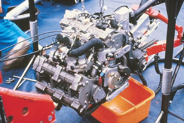 Honda Global | The Oval Piston Engine / 1979