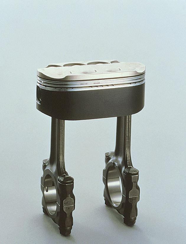 honda global  oval piston engine