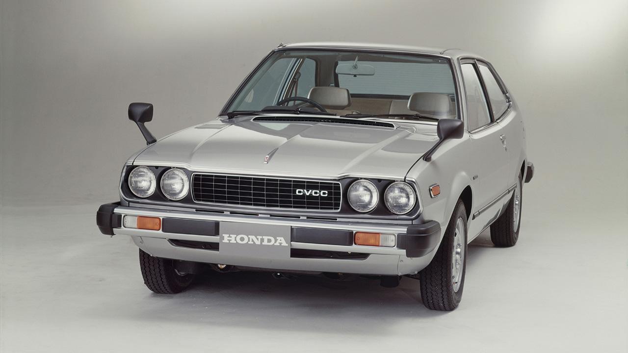 Honda Global | 1976 Accord