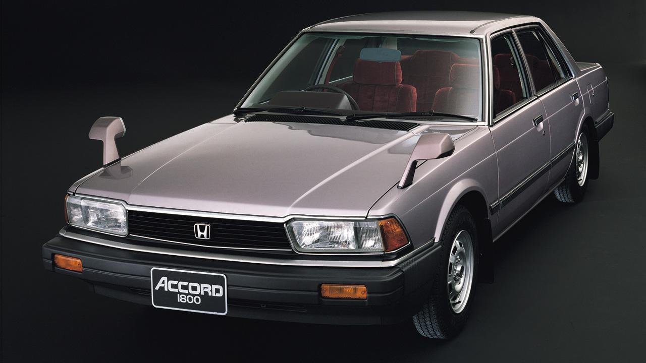 Kelebihan Honda Accord 1982 Spesifikasi