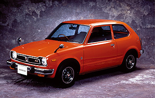 1972 honda civic top speed