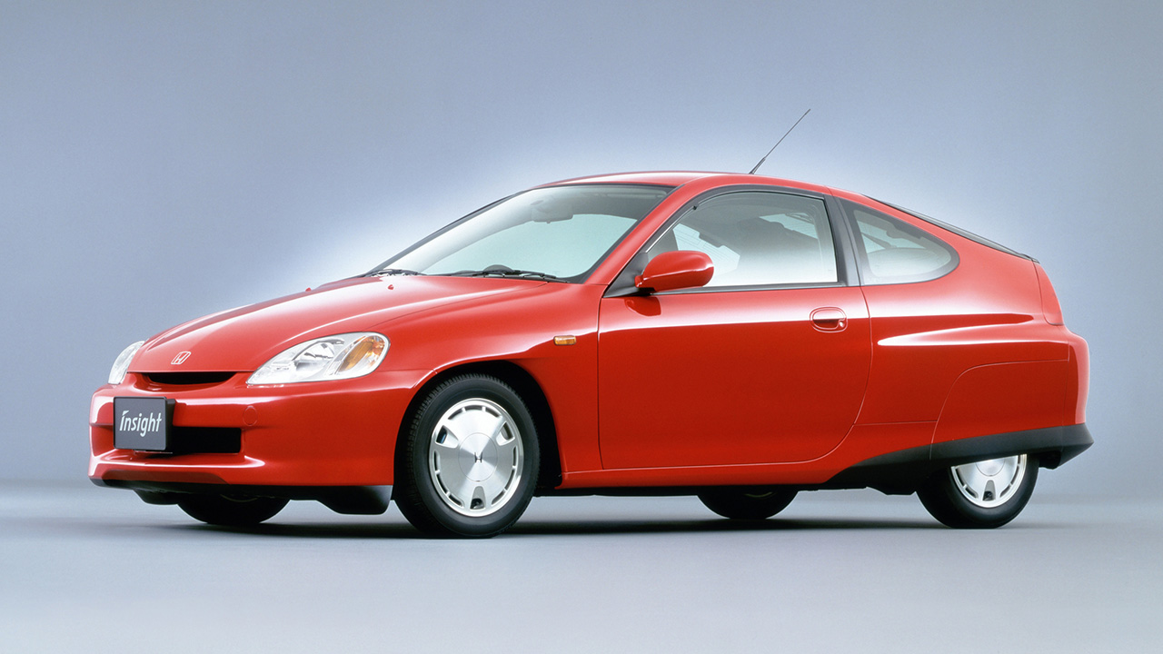Honda Global   1999 Insight