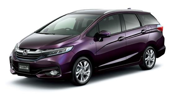 Honda Global | 2015 Shuttle Hybrid