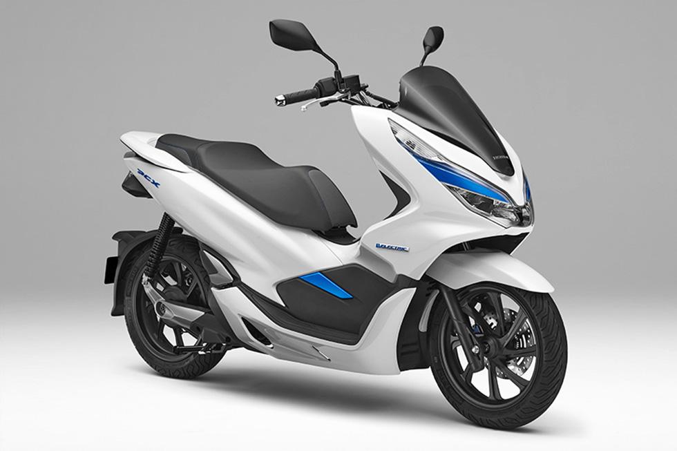 Honda Global Pcx Electric