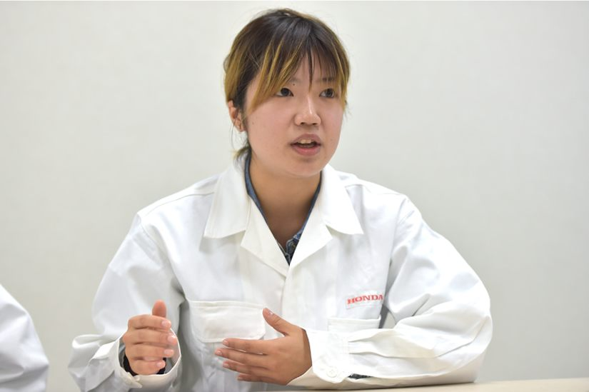 Miho Funaki, Electrical Engineer