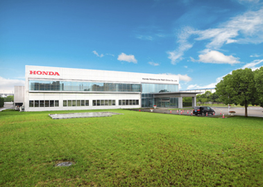 Honda Motorcycle R&D China