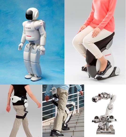 Honda Global Robotics