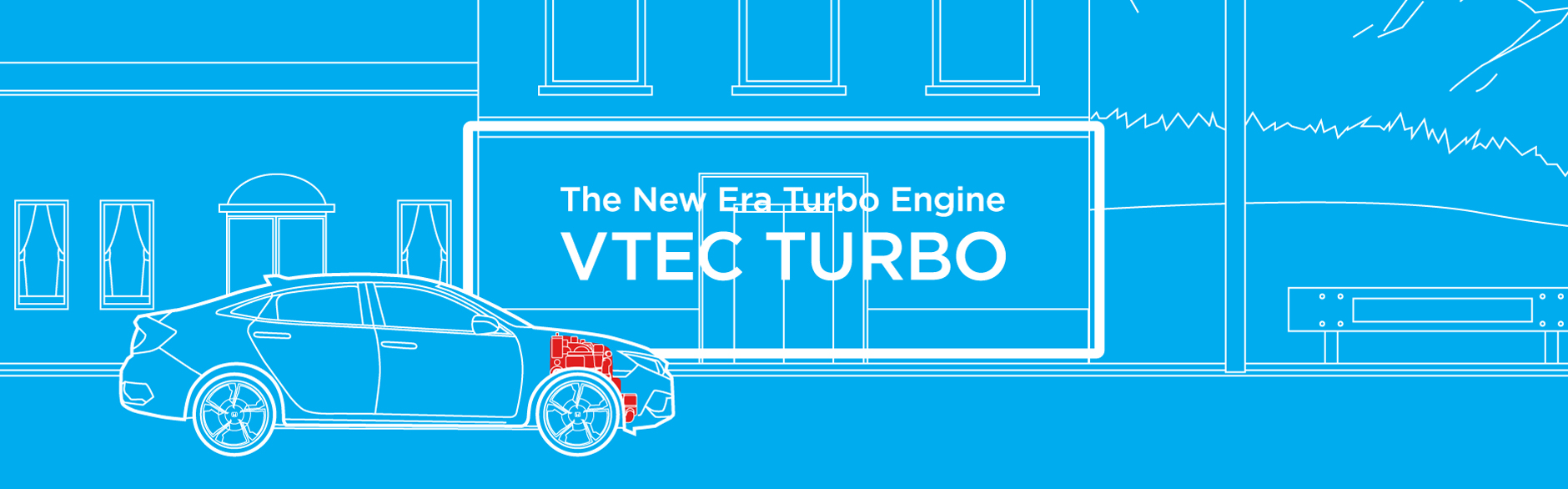 Honda Global | VTEC TURBO - Picture Book
