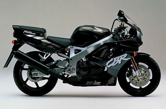 Honda Global | CBR1000RR - Timeline on