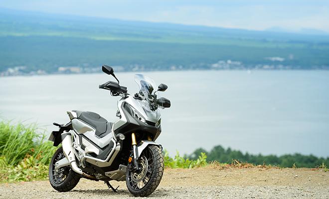 Honda Global | X-ADV