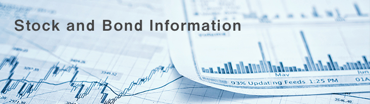 Stock and Bond Information