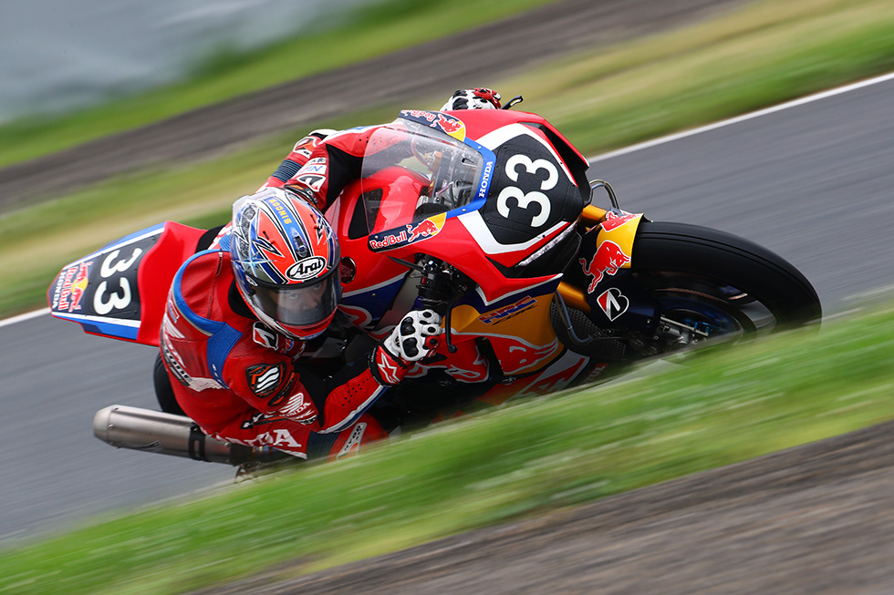 """Red Bull Honda with Japan Post Vol.1"" Added to Suzuka 8 Hours Team Reports Site"