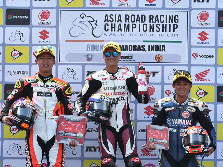 Asia Road Racing Chamionship 2017 Review