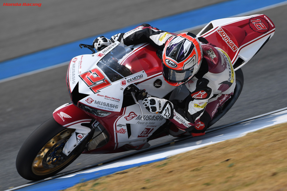 Zaidi 4th in Race 1, Koyama 5th in Race 2 for ARRC Season-opener