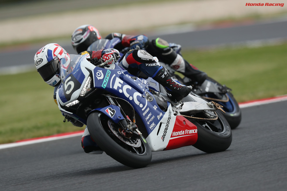 F.C.C. TSR Honda France Third, Maintains Championship Lead at 8 Hours of Slovakia Ring