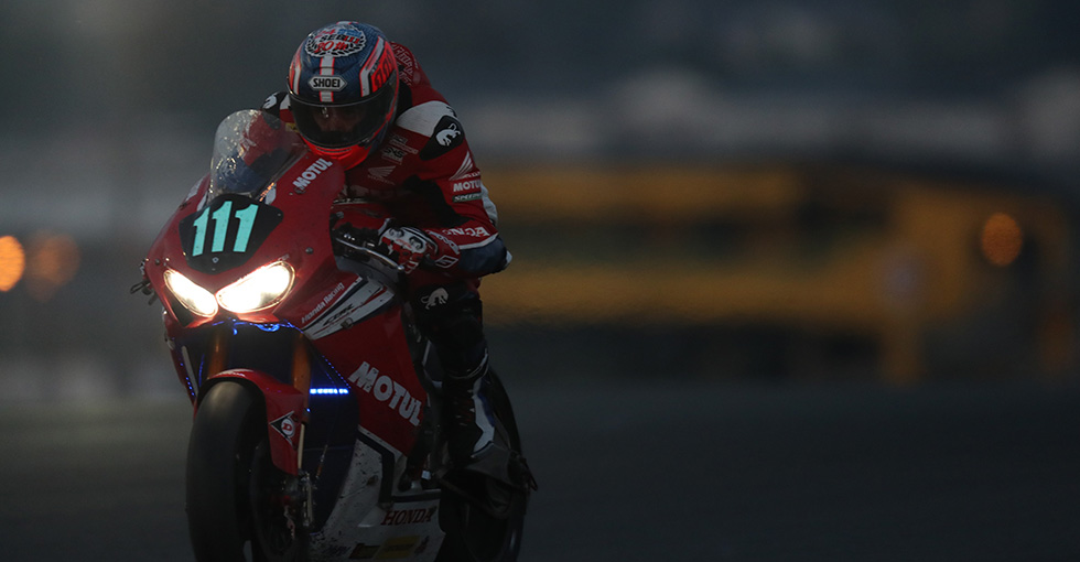 Honda Endurance Racing Grabs Podium Spot at 24 Heures Moto Le Mans