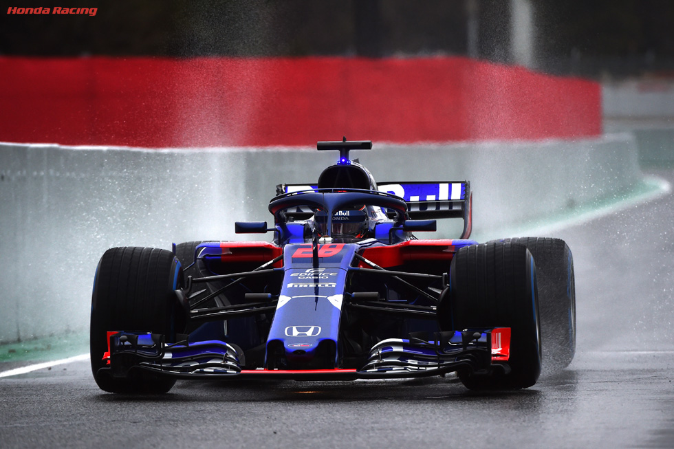 2018 Barcelona Test 1 – Day 3