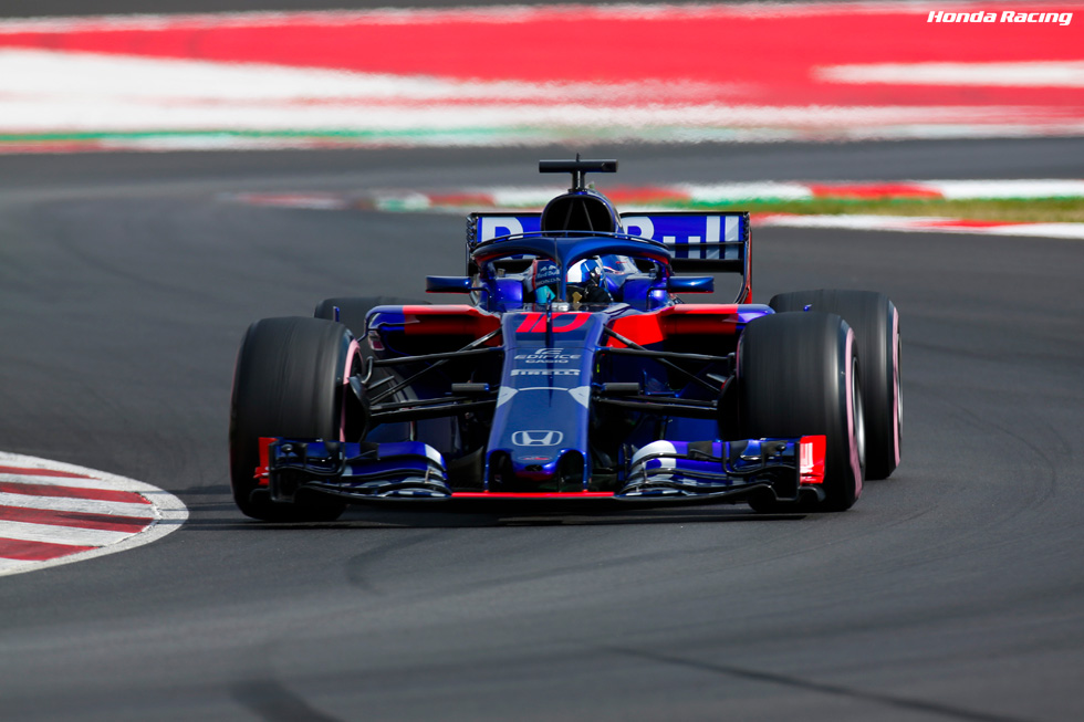2018 Barcelona Test 2 – Day 3
