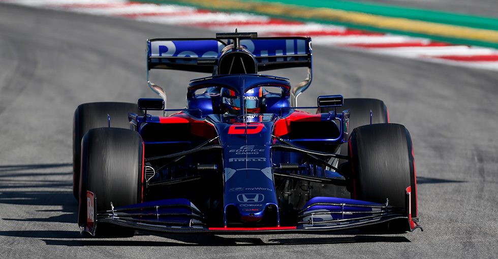 Barcelona In-Season Test, Day 02