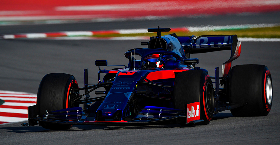 2019 FIA Formula One World Championship Barcelona F1 testing – Day 1