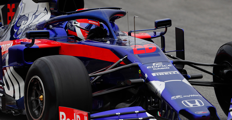 2019 FIA Formula One World Championship Barcelona F1 testing – Day 3