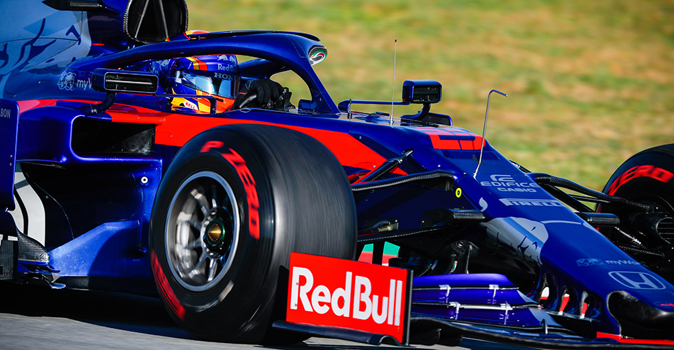 2019 FIA Formula One World Championship Barcelona F1 testing 2 – Day 1