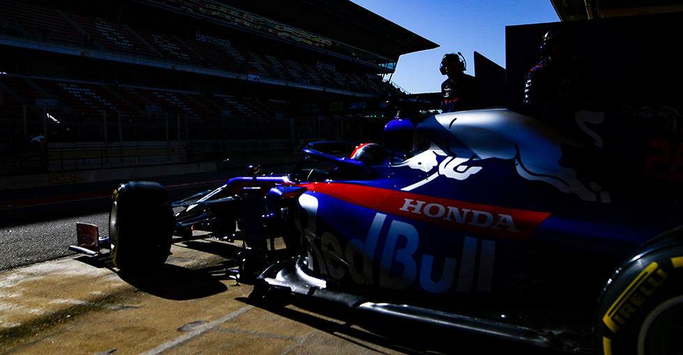 2019 FIA Formula One World Championship Barcelona F1 testing 2 – Day 2