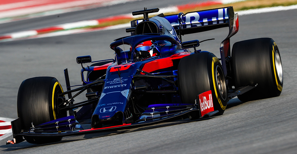 2019 FIA Formula One World Championship Barcelona F1 testing 2 – Day4