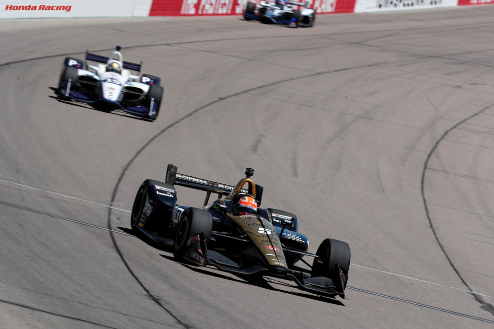 James Hinchcliffe(#5)