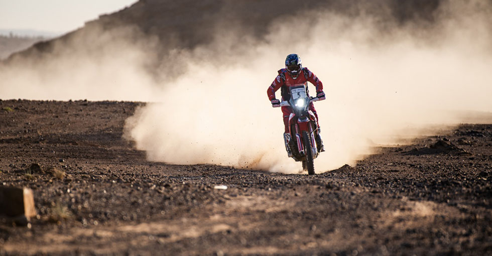 Brabec Climbs Positions and Will Fight for the Final Rallye du Maroc Podium