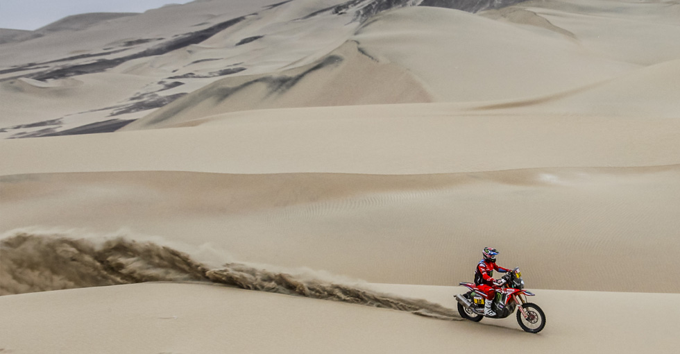 Cornejo Jumps to 6th Overall in Penultimate Stage