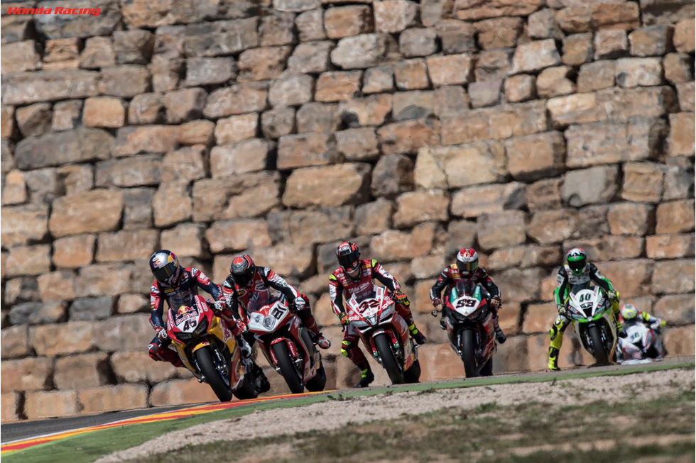 Twelfth Place for Gagne in Aragón Race 1
