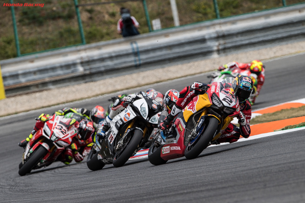 Camier Ninth in Combative Race 1 at Brno