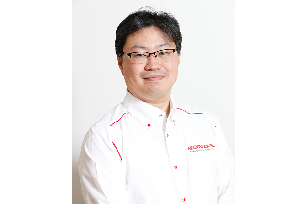 Soichi Yamana | Motorcycle Department Manager of Motor Sports Division of Honda Motor Co., Ltd