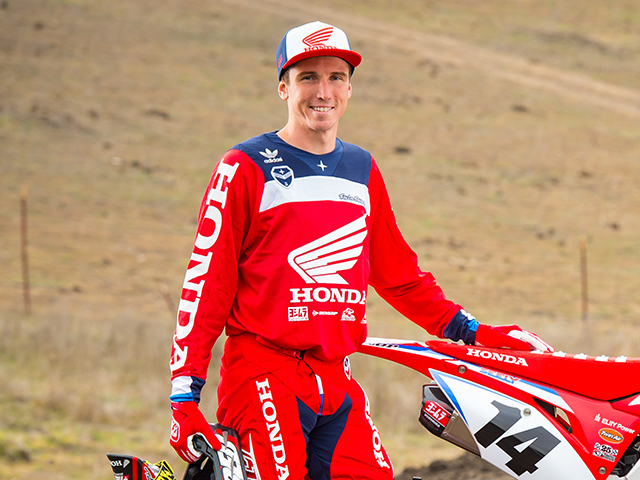 #14 Cole Seely