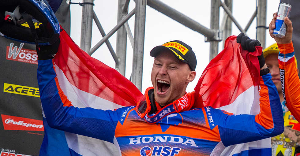 Vlaanderen Helps Dutch Win MXoN, While Gajser Is Victorious in MXGP Class
