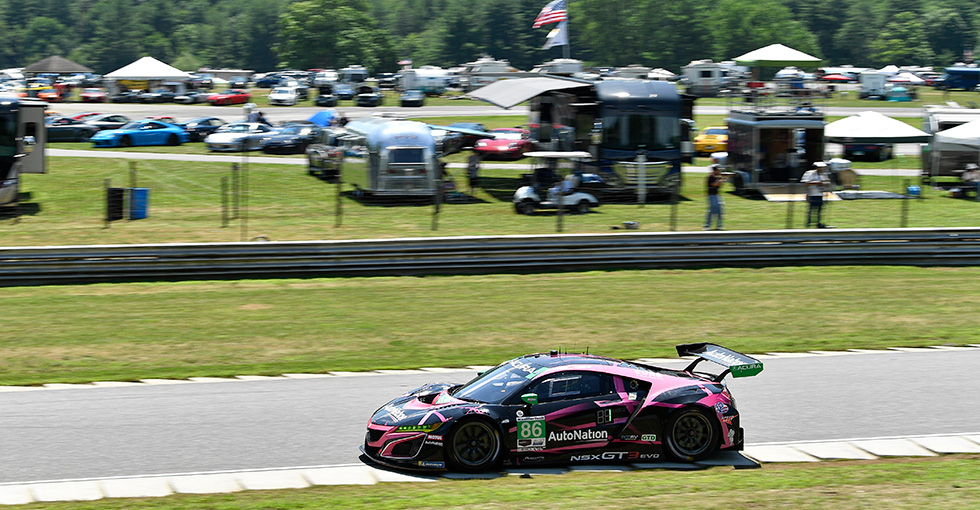 Hindman, Farnbacher, Acura Extend Championship Lead at Lime Rock Park