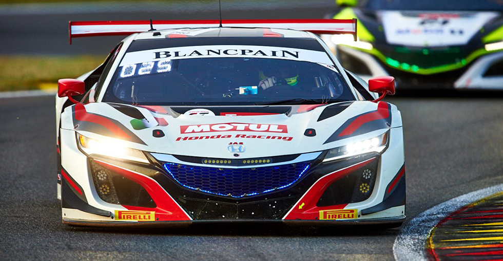 Honda Team Motul Tackles Kyalami IGTC Finale with Refreshed Line-up