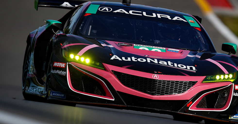 Meyer Shank Racing Takes Acura NSX GT3 Evo to Victory at Watkins Glen