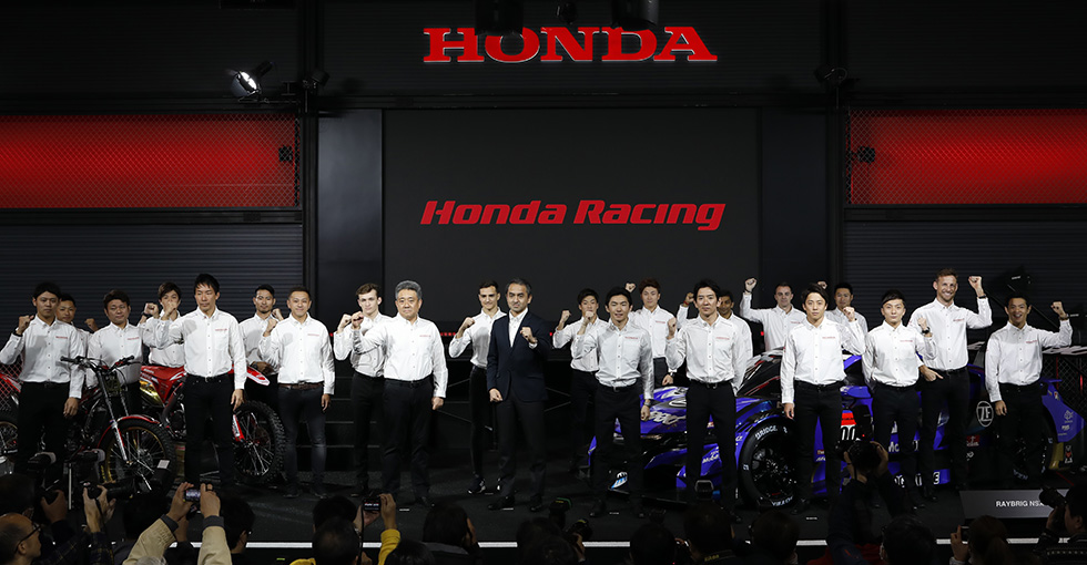 Honda 2019 Motorsports Program Overview