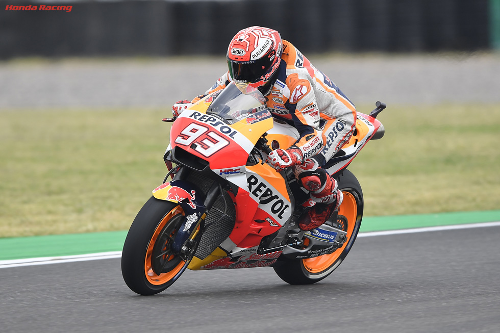 Marquez Aims to Continue Remarkable US Victory Record
