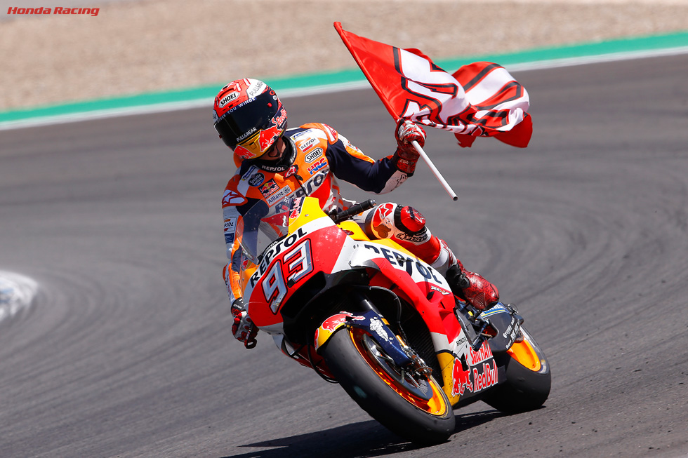 Marquez Takes Title Lead With Masterful Jerez Victory