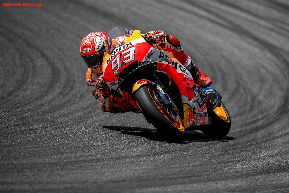 Marquez Ready to Bounce Back at Barcelona