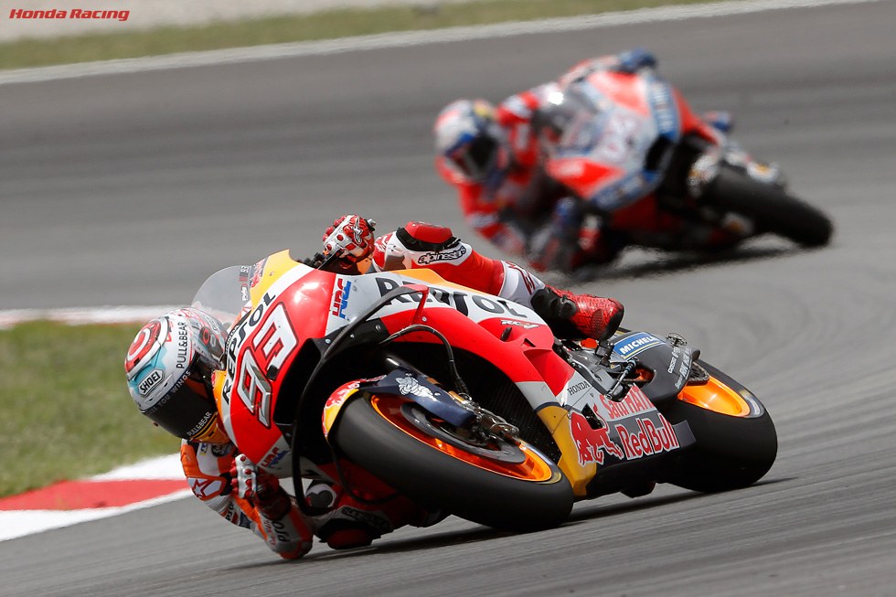 Marquez Takes Safe Second To Increase Championship Lead