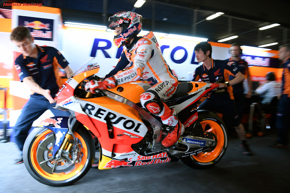 Marquez Carries Title Advantage to Historic Assen